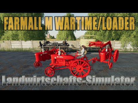 Farmall M wartime/Loader v1.0