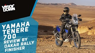 6. Yamaha Tenere 700 2019 Review by Dakar Rally Finisher