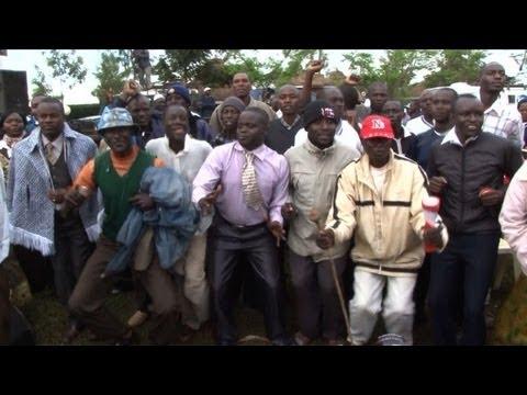 Anche in Kenya si festeggia per Obama