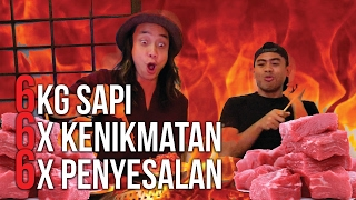 Video GILAA!!!! 6 Kg DAGING SAPI ABIS!!!! HANAMASA RUGI  | Ayo Makan | GERRY GIRIANZA ft. TANBOYKUN MP3, 3GP, MP4, WEBM, AVI, FLV Juli 2018