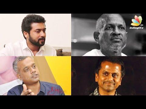 Tamil Stars Share Sweet Memories of Their Fathers | Surya, Gautham Menon, Jeyam Raja