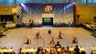 Crazy Chicks - Nordbayerische Meisterschaft 2015