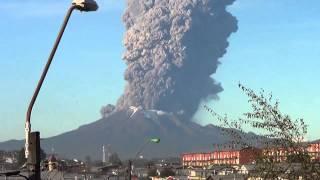 Nonton Ominous   Chile's Calbuco Volcano erupting   April 2015 Film Subtitle Indonesia Streaming Movie Download