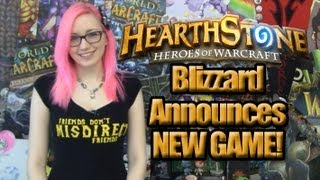 Hearthstone: Heroes of Warcraft (NEW BLIZZARD GAME!) | TradeChat