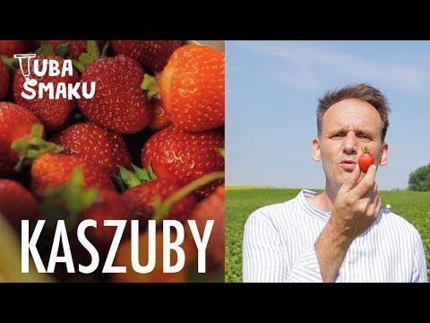 Pascal Brodnicki nakręcił program o kaszubskich truskawkach