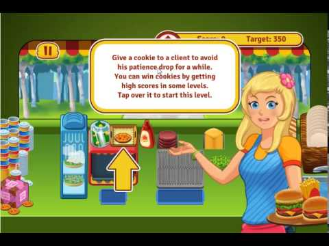 [Burger Restaurant Express] | Gameplay /English [with Link]
