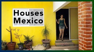 Finding a place to live in Mexico.
