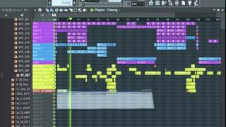 Video Make a trap song like Yellow Claw FL 12 MP3, 3GP, MP4, WEBM, AVI, FLV Mei 2018