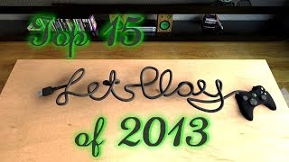 Achievement Hunter Presents: Top 15 Let's Plays of 2013 | Rooster Teeth