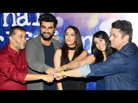 Full Video: Half Girlfriend Success Party