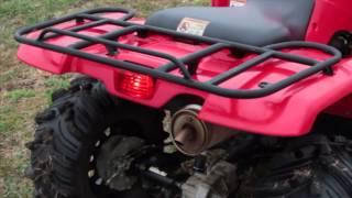 6. 2006 Yamaha Bruin
