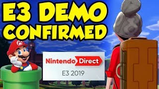 POKEMON SWORD AND SHIELD DEMO AT E3! What To Expect by Verlisify