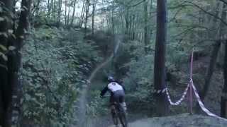 "Downhill woman biker 2014 -  Jana ""ZICHRA"" Krajčovičová"
