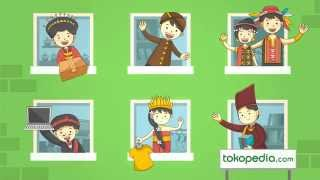 Tokopedia Online Shopping Mall YouTube video