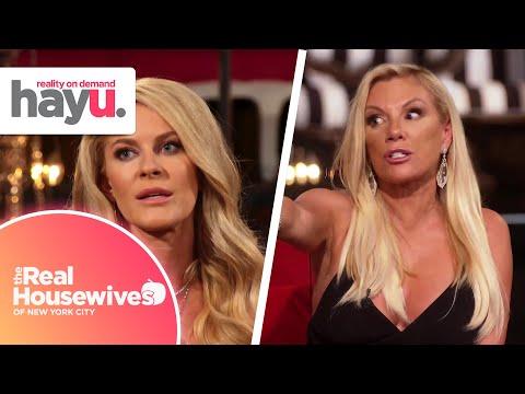 Ramona Calls Leah Bipolar | Season 12 | Real Housewives Of New York