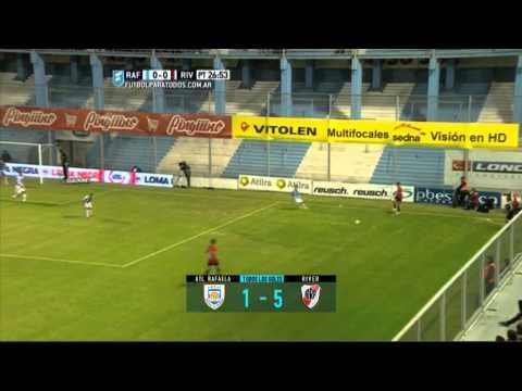 Todos los goles. Fecha 17. Primera División 2015. FPT.