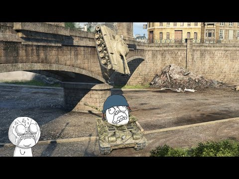 World of Tanks Epic Wins and Fails Ep114