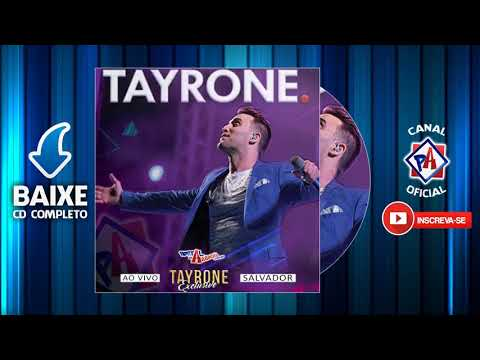 Video Tayrone Exclusive - Ao Vivo em Salvador 2017 - CD Completo - Repertório Novo 2018 download in MP3, 3GP, MP4, WEBM, AVI, FLV January 2017
