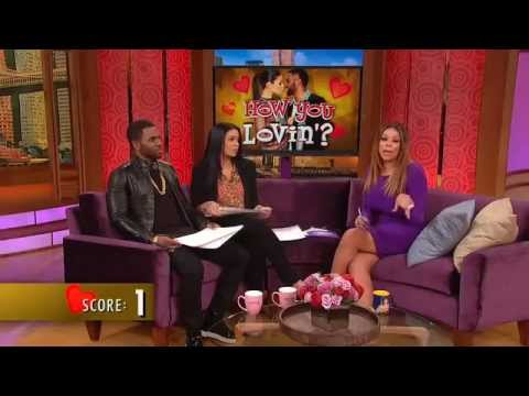 The Wendy Williams Show - Interview with Jordin Sparks & Jason Derulo