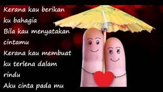 kerana kau - Daiyan Trisha (lirik)