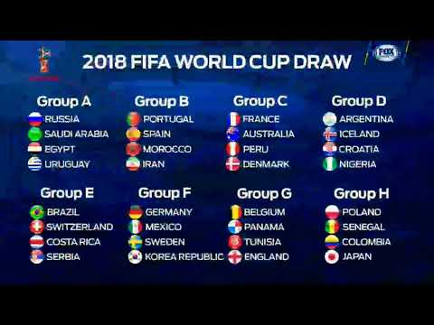 World Cup 2018 Group Song By Fans