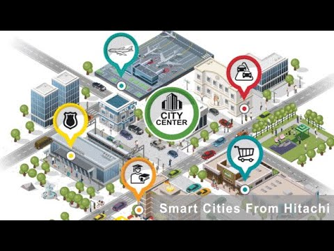 IoT - Smart Cities with Nervous Systems in China - Intelligent Operations Center (IOC)