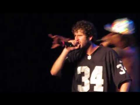 """Lil Dicky - """"Too High"""" (Live in Providence)"""