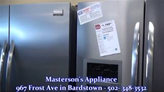 Masterson's Appliance - Frigidaire Headquarters May 2013