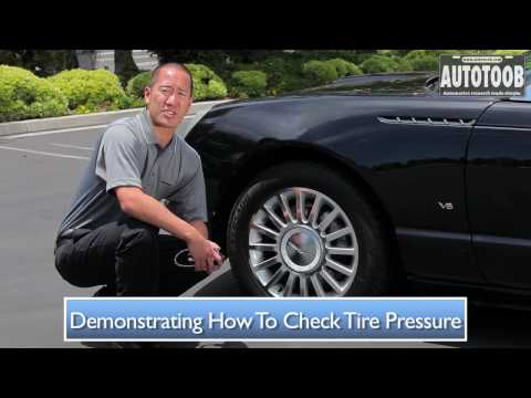 Importance of Proper Tire Pressure