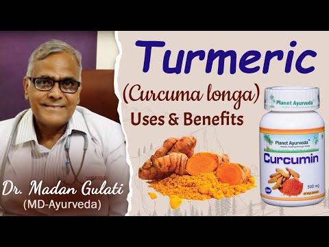 CURCUMIN-TURMERIC BENEFITS-USES AND CURCUMIN CAPSULES - Dr. Madan Gulati