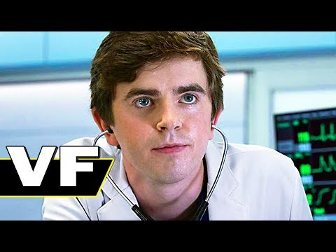 GOOD DOCTOR Bande Annonce VF (Série 2018) Freddie Highmore