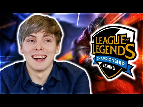 LCS in a Nutshell ft. Coach LS... - LoL Daily Moments
