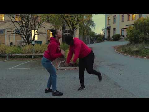 Burna Boy - Rock Your Body Dance after 2nd Pregnancy