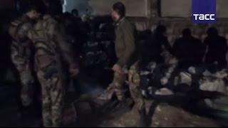 Боевики покинули старинные кварталы Алеппо
