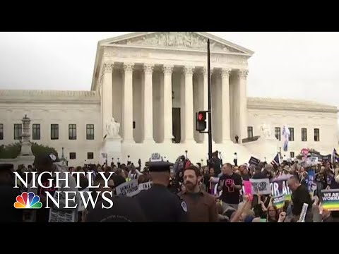 SCOTUS Appears Divided Over LGBTQ Job Discrimination | NBC Nightly News