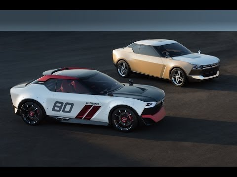 Nissan IDx Freeflow and IDx Nismo Concepts