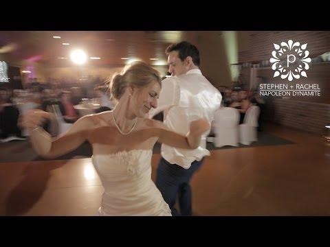 Video Napolean Dynamite Wedding Dance
