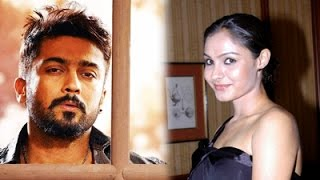 Surya and Andrea sung in Yuvan's music