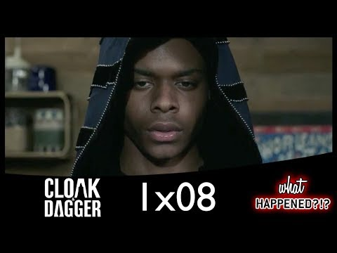CLOAK AND DAGGER 1x08 Recap: Tyrone Takes On Connors - 1x09 Promo