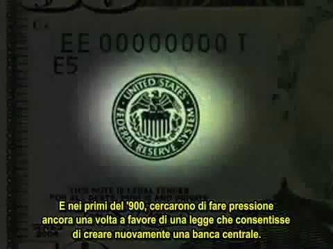 kennedy aveva già annunciato che le banche avrebbero reso tutti schiavi