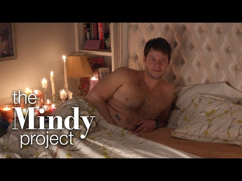 Mindy and Morgan Almost Have Sex - The Mindy Project