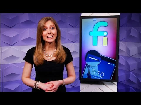 CNET Update – Google's Project Fi wants to fix your phone bill