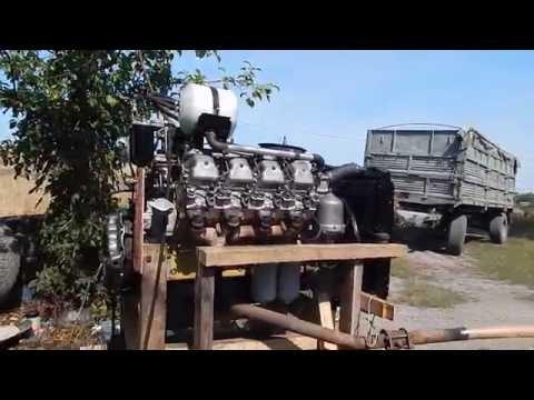 Мотор камаз 740 10 фотка