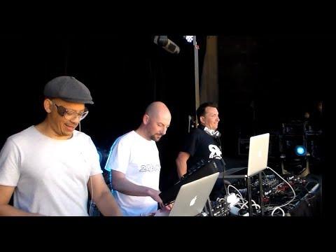 Fantazia Australia 2017 - LTJ Bukem B2B DJ Faydz B2B Rat Pack & MC Joe Peng