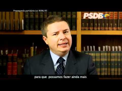 Antônio Anastasia: Inserções PSDB 2012
