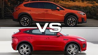 2018 Subaru Crosstrek vs 2018 Jaguar E-PaceSong: Touch the Sky [Rewind Remix Release]Music provided by Rewind Remix https://goo.gl/08ZthIArtist: Parvin