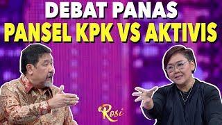 Video Debat Panas Pansel KPK vs Aktivis | Menyelamatkan KPK - ROSI (3) MP3, 3GP, MP4, WEBM, AVI, FLV September 2019