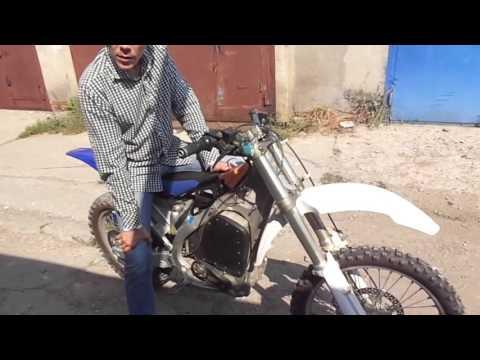 Обзор электрического мотоцикла