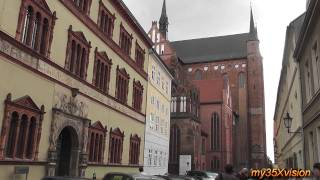 Wismar Germany  City pictures : Travel Video: Wismar Germany a UNESCO World Heritage Site