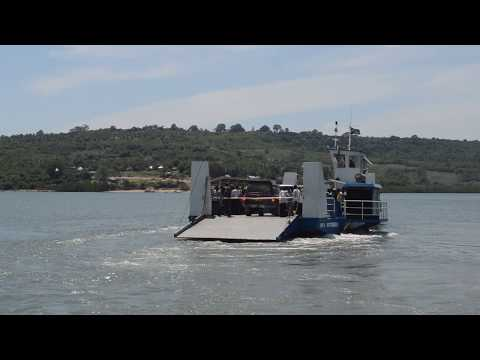 MV KITUNDA FERRY FLOATS FROM LINDI TOWN TO KITUNDA